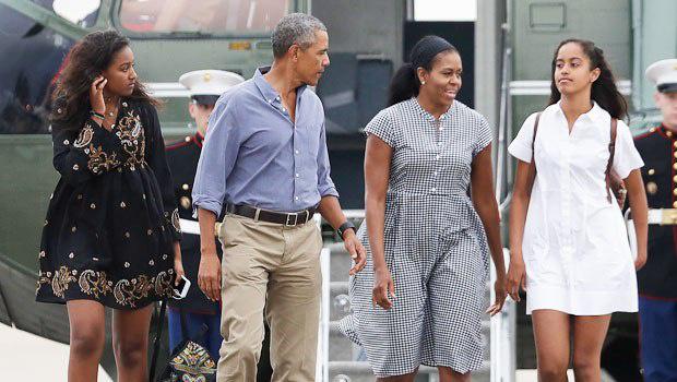 شخصیت دختر کوچک آقای اوباما - عکس 8.
