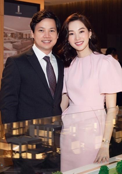Nhìn từ ban công nhà hoa hậu Đặng Thu Thảo ai cũng thừa nhận biệt thự có view đẹp ngất ngây - Ảnh 2.