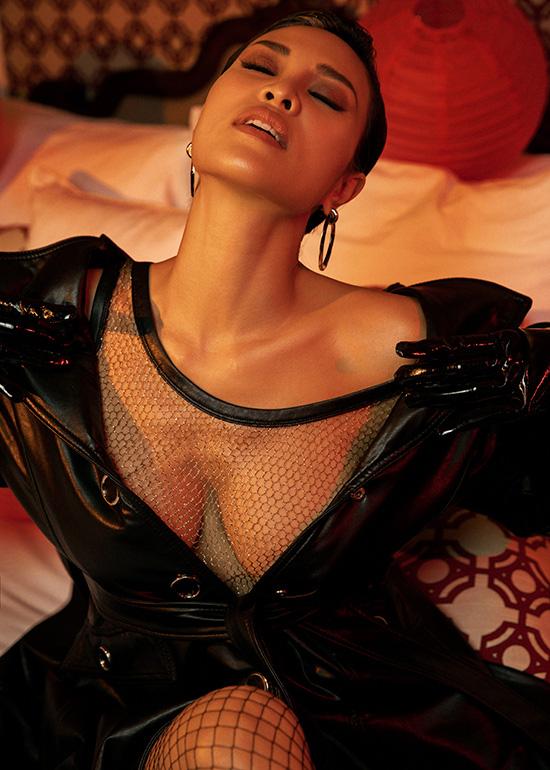 Chồng Tây khuyến khích Phương Mai mặc sexy - Ảnh 5.