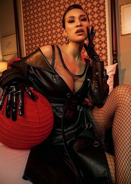 Chồng Tây khuyến khích Phương Mai mặc sexy - Ảnh 8.