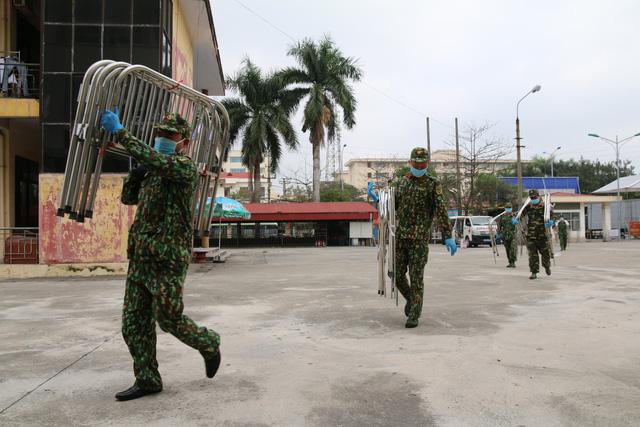 Hải Dương: Nâng công suất Bệnh viện Dã chiến số 2 lên 600 giường  - Ảnh 3.