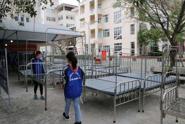 Hải Dương: Nâng công suất Bệnh viện Dã chiến số 2 lên 600 giường  - Ảnh 5.