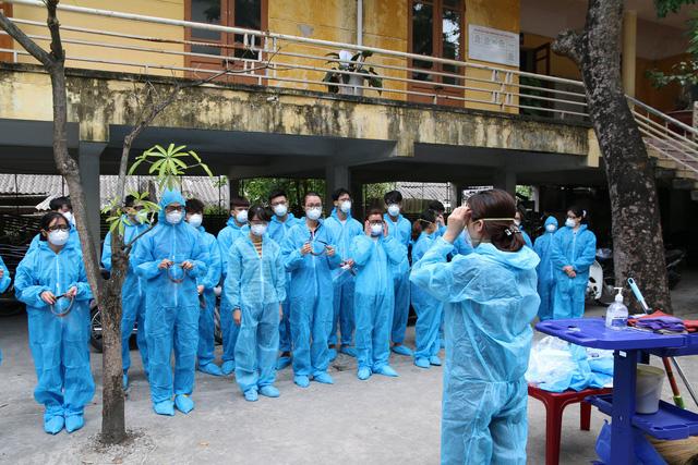 Hải Dương: Nâng công suất Bệnh viện Dã chiến số 2 lên 600 giường  - Ảnh 4.