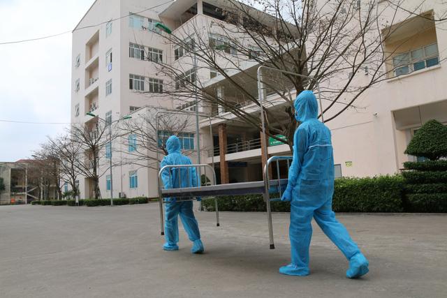 Hải Dương: Nâng công suất Bệnh viện Dã chiến số 2 lên 600 giường  - Ảnh 6.