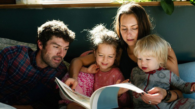 Để trở thành cha mẹ tốt cần nhớ 5 điều này - Ảnh 1.