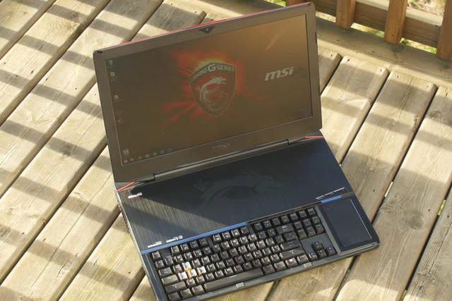 7 chiếc laptop độc đáo nhất từng xuất hiện - Ảnh 1.