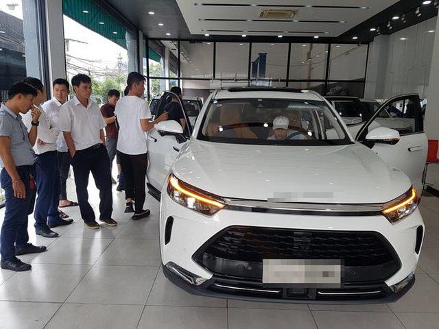 Ô tô Trung Quốc ồ ạt về Việt Nam, vượt cả xe Indonesia - Ảnh 2.