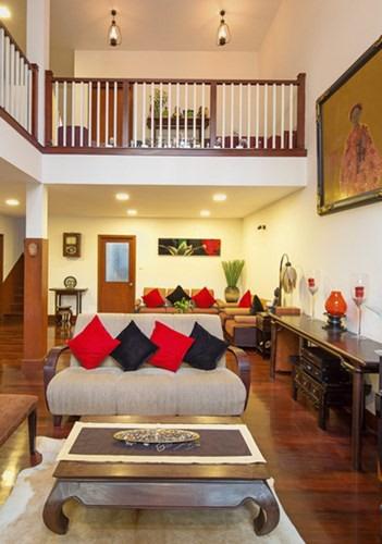 Hé lộ không gian sống như resort thu nhỏ của ca sĩ Quang Dũng - Ảnh 3.