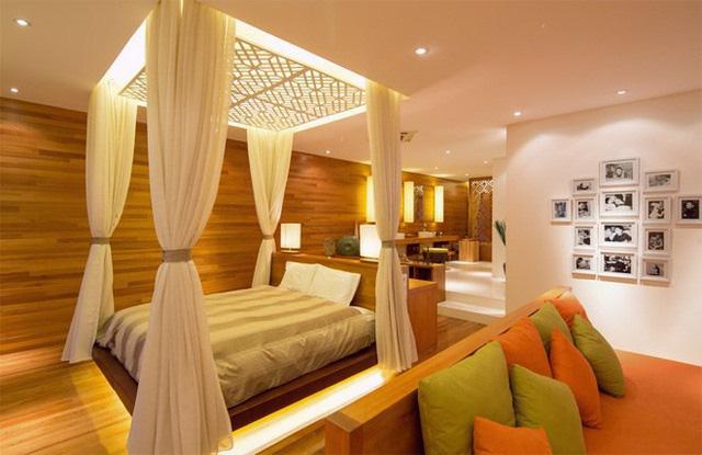 Hé lộ không gian sống như resort thu nhỏ của ca sĩ Quang Dũng - Ảnh 5.