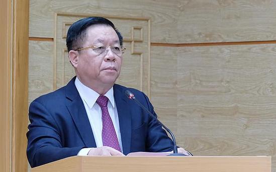 Tân Trưởng Ban Tuyên giáo Trung ương tin tưởng Việt Nam sẽ chiến thắng đại dịch COVID-19 - Ảnh 1.