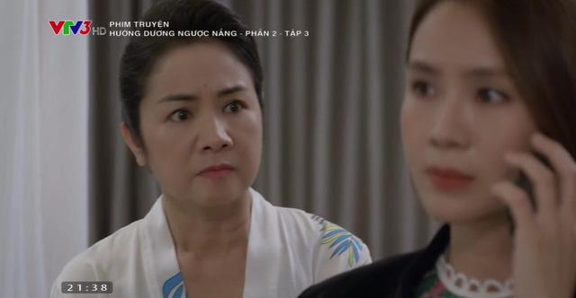 Hướng dương ngược nắng tập 33: Châu uất hận quyết trả thù vì bị Vỹ cưỡng bức, quay clip - Ảnh 2.