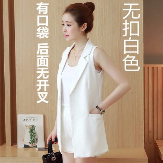 3 kiểu áo blazer không thể thiếu trong tủ đồ mùa Xuân Hè của nàng công sở - Ảnh 3.