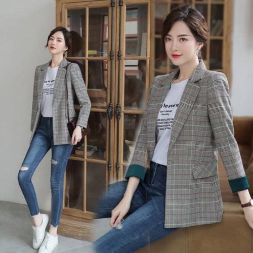 3 kiểu áo blazer không thể thiếu trong tủ đồ mùa Xuân Hè của nàng công sở - Ảnh 4.