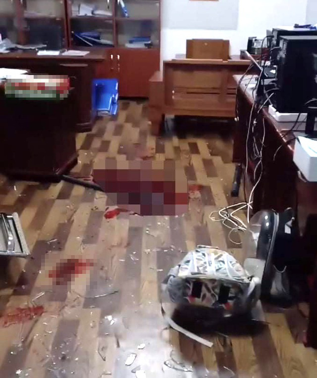 Giám đốc người Đài Loan giết bạn gái, tự tử bất thành khi công an truy đuổi - Ảnh 1.