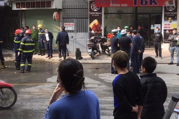 شاهدان گفتند هنگام آتش سوزی 4 نفری که در هانوی جان خود را از دست دادند - عکس 2.
