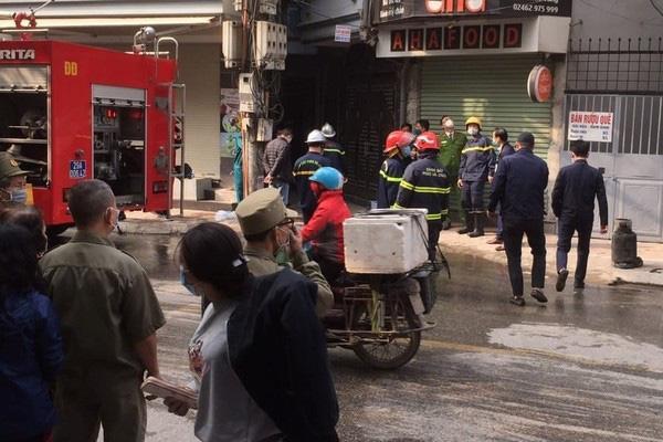شاهدان گفتند هنگام آتش سوزی 4 نفری که در هانوی جان خود را از دست دادند - عکس 3.