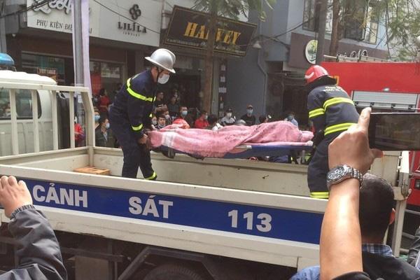 شاهدان گفتند هنگام آتش سوزی 4 نفری که در هانوی جان خود را از دست دادند - عکس 7.