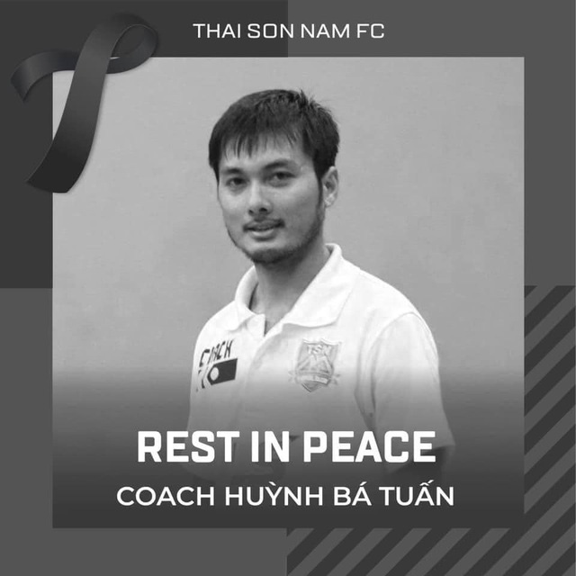 مربی فوتبال Huyn Ba Tuan ناگهان درگذشت - عکس 2.
