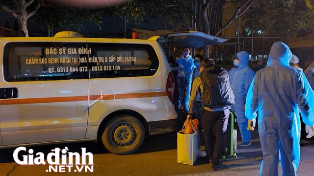 افرادی که از هانوی تا های فونگ بیماری را درمان می کنند فقط به گواهی ترخیص نیاز دارند - عکس 2.
