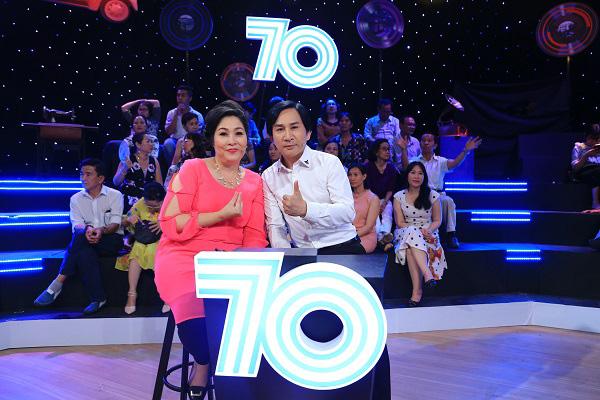 NSND Hồng Vân: Tuổi U60 đắt show, được chồng hết lòng yêu thương - Ảnh 3.