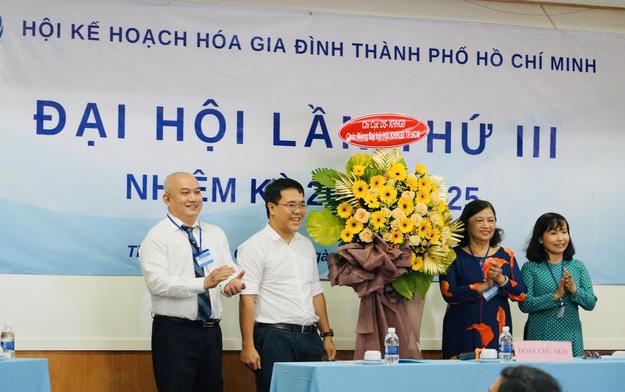 Hội KHHGĐ TP.HCM tổ chức thành công Đại hội đại biểu nhiệm kỳ III - Ảnh 2.
