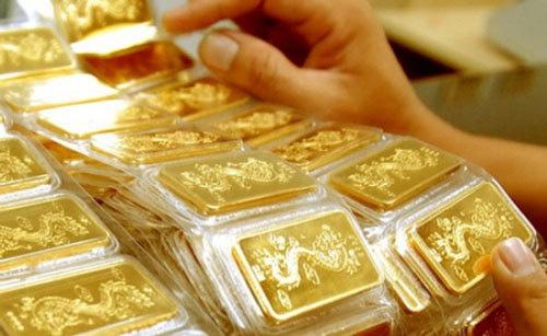 Giá vàng ngày 6/3 giảm sâu, người mua chịu lỗ 1 triệu đồng sau 5 ngày. Ảnh minh họa
