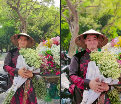 8/3 của sao Việt: Người đi bán hoa, người tập trung sưu tầm đồ hiệu - Ảnh 5.