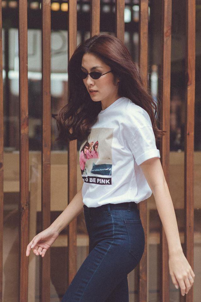Hè này muốn mix quần đen không bị nhàm chán, nàng công sở hãy học Hà Tăng để thật sành điệu - Ảnh 5.