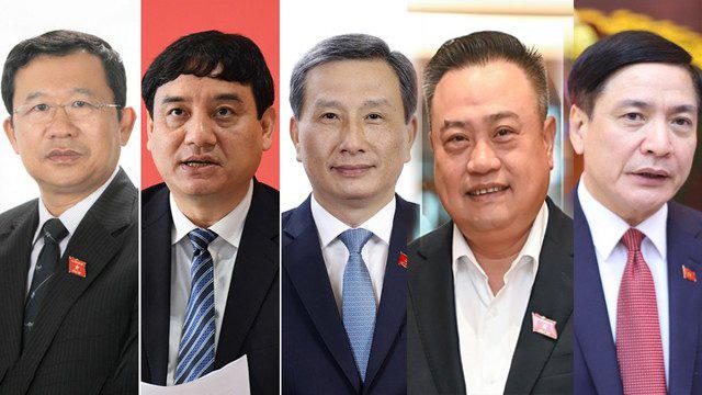 Ông Trần Sỹ Thanh giữ chức vụ Tổng kiểm toán Nhà nước - Ảnh 2.