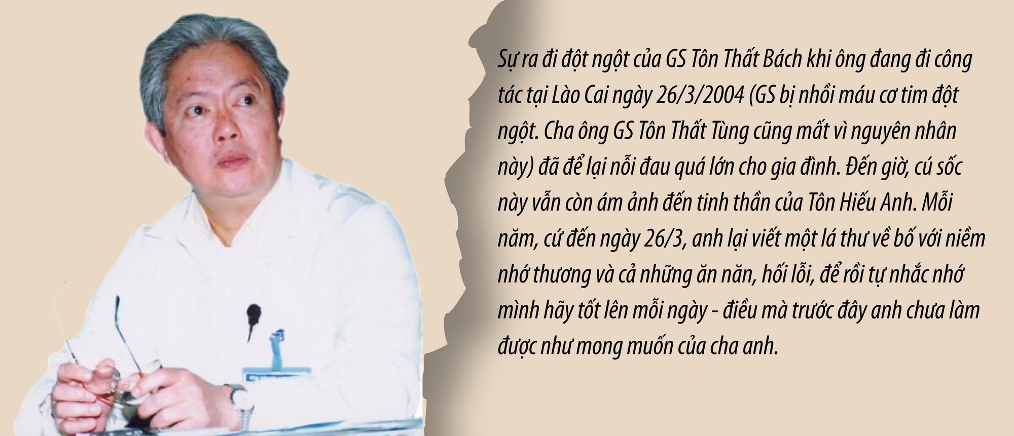 """Con trai GS Tôn Thất Bách: Cha tôi từng có 10 năm buồn chán vì không được trọng dụng"""" - Ảnh 7."""