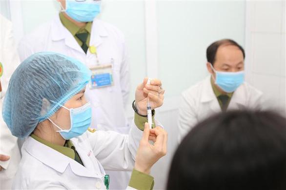 Hệ thống quản lý vaccine của Việt Nam đạt cấp độ cao thứ 2 trong thang đánh giá của WHO - Ảnh 4.