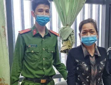 Trốn truy nã 17 năm tại Trung Quốc vẫn không thoát - Ảnh 1.