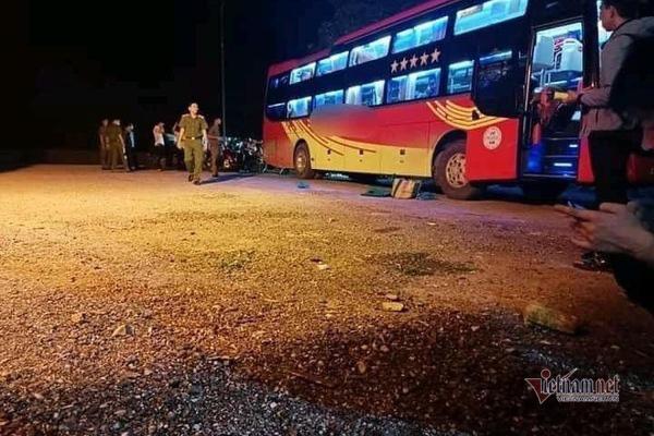 Người đàn ông tử vong bất thường trên xe khách Bắc - Nam - Ảnh 1.