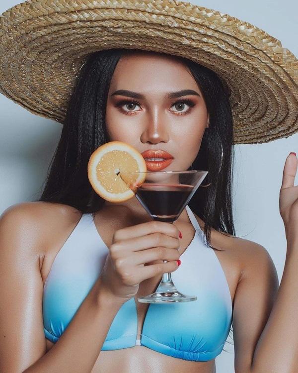 Nhan sắc Hoa hậu Hòa bình Myanmar bị truy nã - Ảnh 20.