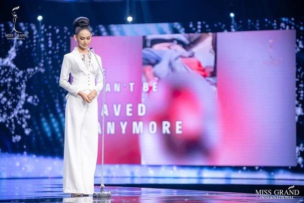 Nhan sắc Hoa hậu Hòa bình Myanmar bị truy nã - Ảnh 7.