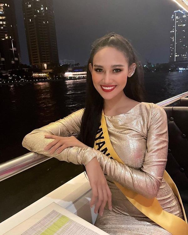 Nhan sắc Hoa hậu Hòa bình Myanmar bị truy nã - Ảnh 8.