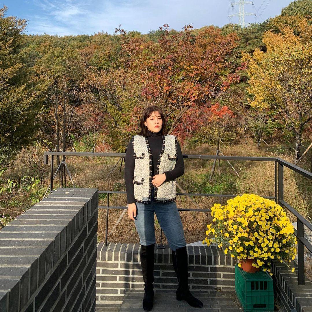 """""""Thánh ăn"""" Hàn Quốc diện đẹp không sót style nào sau khi giảm 55kg - Ảnh 8."""