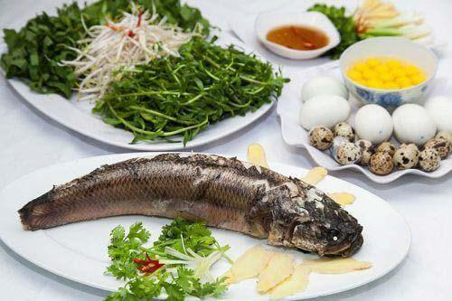 Cháo bột cá lóc - đặc sản quên sầu muốn ăn phải dùng đũa và xơi cả lòng - Ảnh 2.