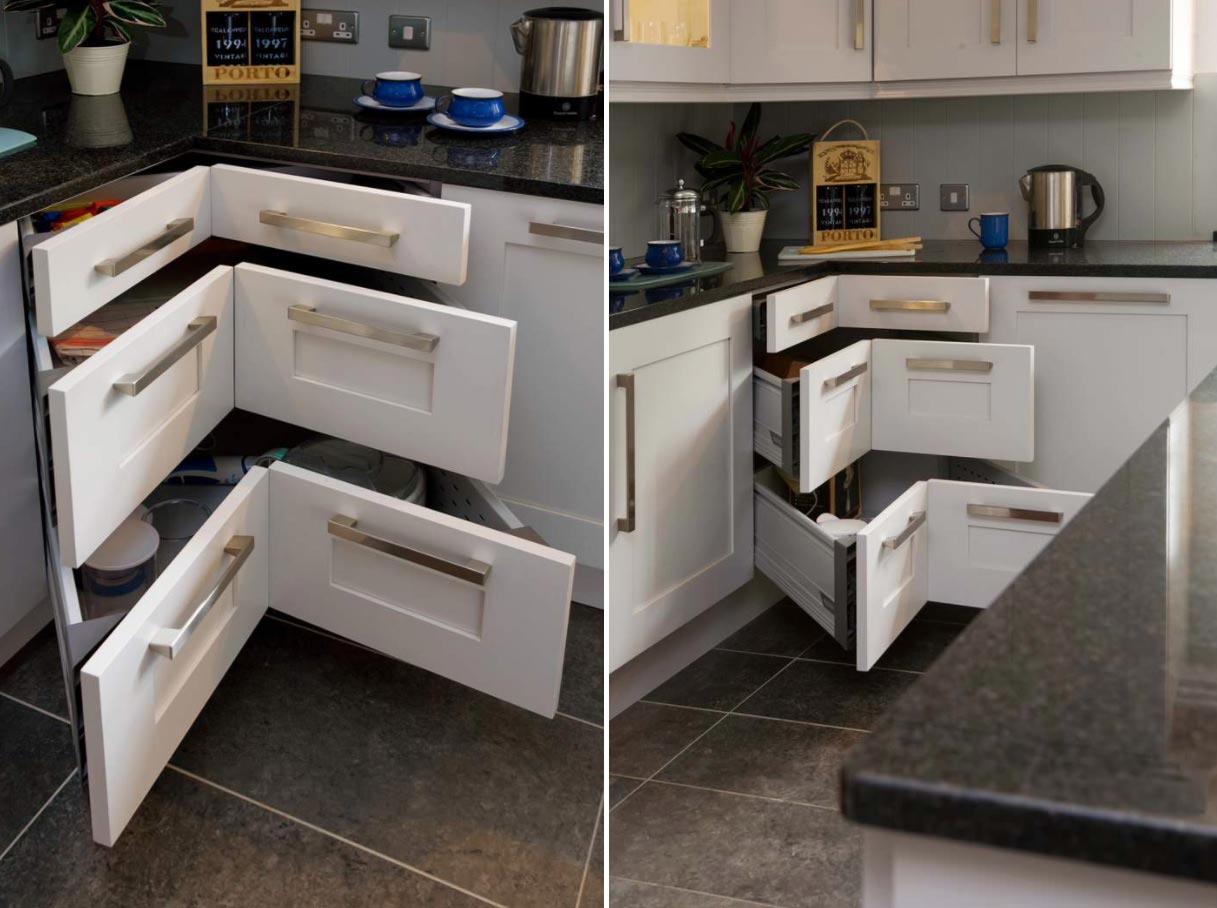 8 món nội thất giúp tiết kiệm không gian cho nhà bếp nhỏ - Ảnh 4.