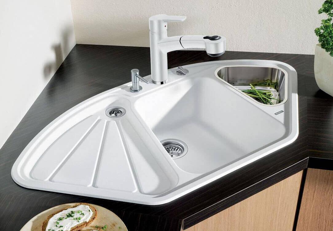 8 món nội thất giúp tiết kiệm không gian cho nhà bếp nhỏ - Ảnh 1.