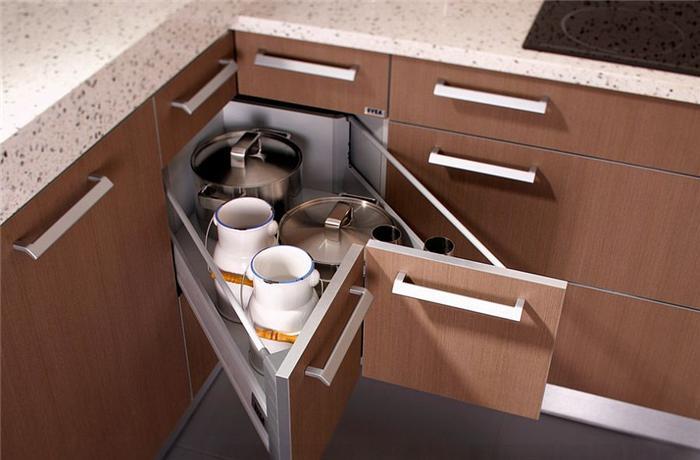 8 món nội thất giúp tiết kiệm không gian cho nhà bếp nhỏ - Ảnh 3.