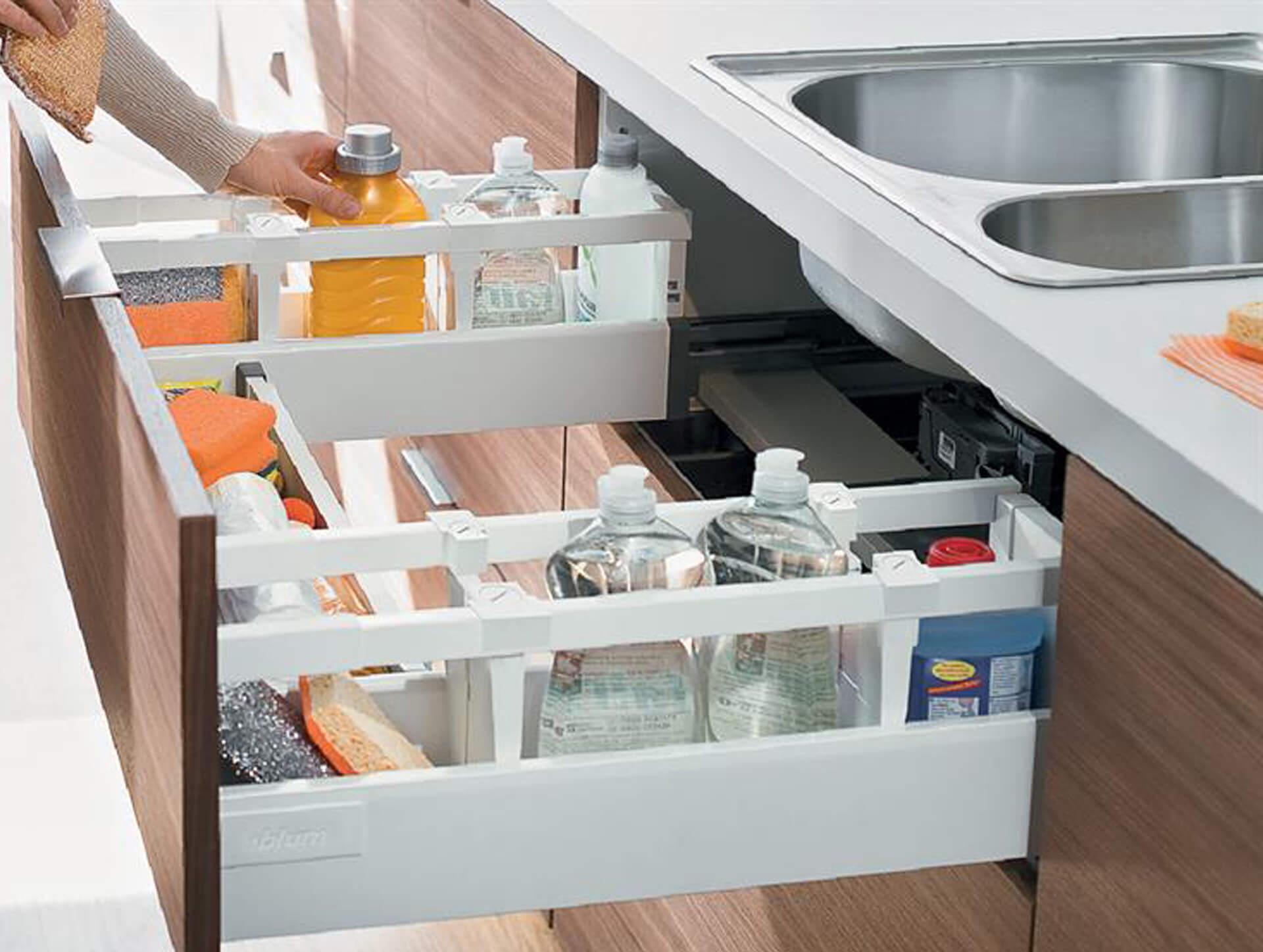 8 món nội thất giúp tiết kiệm không gian cho nhà bếp nhỏ - Ảnh 6.
