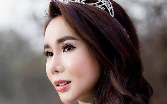 Cô gái đánh tráo đồng hồ Rolex 2 tỷ của bạn trai từng là Hoa hậu TG người Việt tại Mỹ