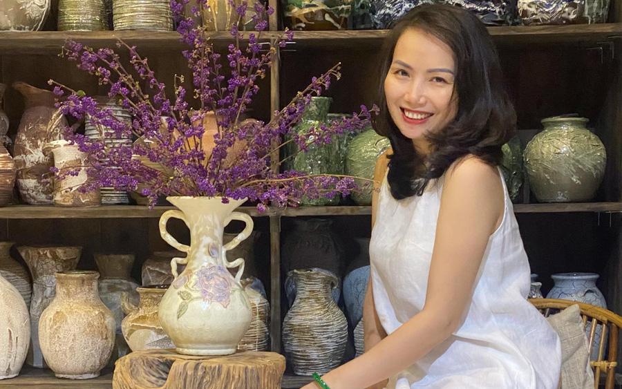 """120.000 đồng/set hoa Tử Châu, chị em nô nức rinh về cắm """"tím sắc nhà"""", đốn tim cư dân mạng khiến ai nấy đều nức nở khen - Ảnh 1."""