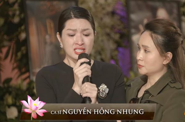 """Tang lễ ca sĩ Phi Nhung ở Mỹ: """"Người tình sân khấu"""" Mạnh Quỳnh nói về nỗi hàm oan của giọng ca bạc mệnh - Ảnh 7."""