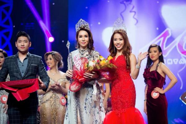 """Hoa hậu thế giới người Việt tại Mỹ: Ngọc Trinh lờ tịt danh hiệu, Phan Như Thảo """"muối mặt"""" vì tham gia - Ảnh 2."""