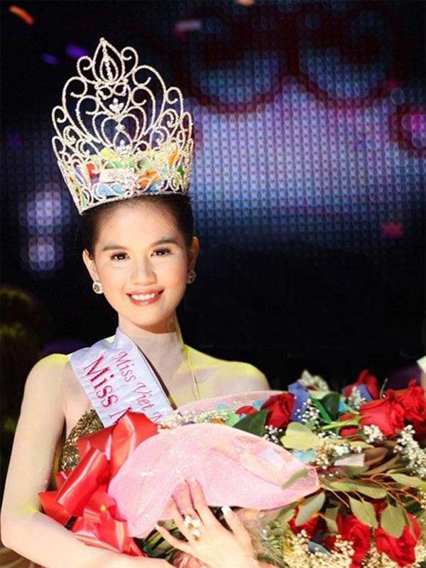 """Hoa hậu thế giới người Việt tại Mỹ: Ngọc Trinh lờ tịt danh hiệu, Phan Như Thảo """"muối mặt"""" vì tham gia - Ảnh 3."""