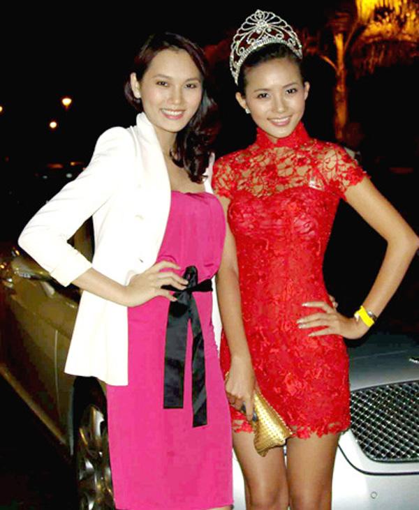 """Hoa hậu thế giới người Việt tại Mỹ: Ngọc Trinh lờ tịt danh hiệu, Phan Như Thảo """"muối mặt"""" vì tham gia - Ảnh 4."""