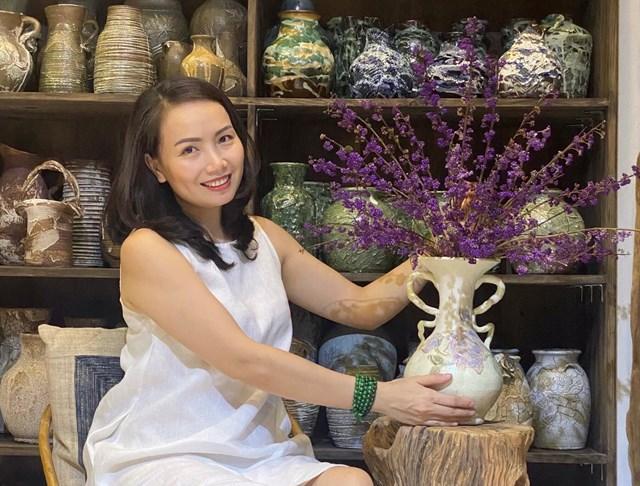 """120.000 đồng/set hoa Tử Châu, chị em nô nức rinh về cắm """"tím sắc nhà"""", đốn tim cư dân mạng khiến ai nấy đều nức nở khen - Ảnh 2."""