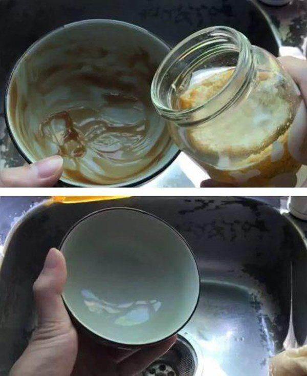 Ngâm vỏ cam trong giấm trắng bỏ vào tủ lạnh, qua một đêm bạn sẽ thấy điều bất ngờ - Ảnh 3.